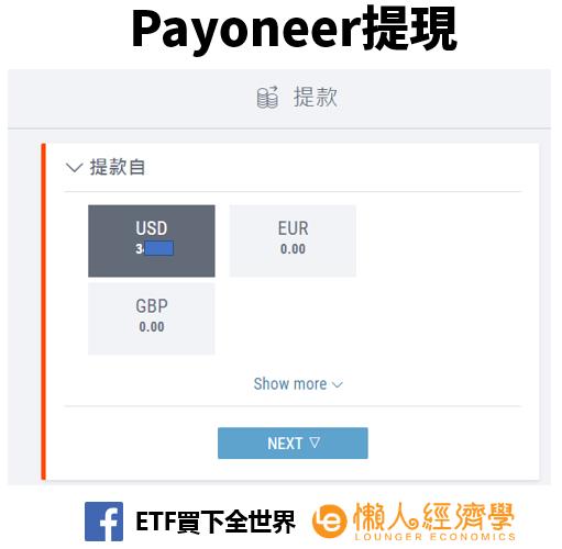 payoneer提款-2