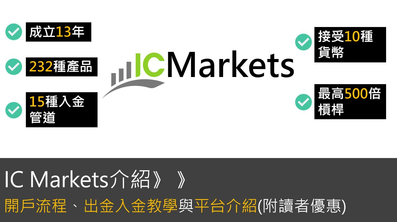 IC Markets介紹
