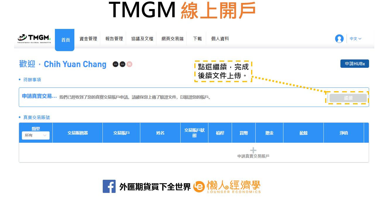 TMGM線上開戶4