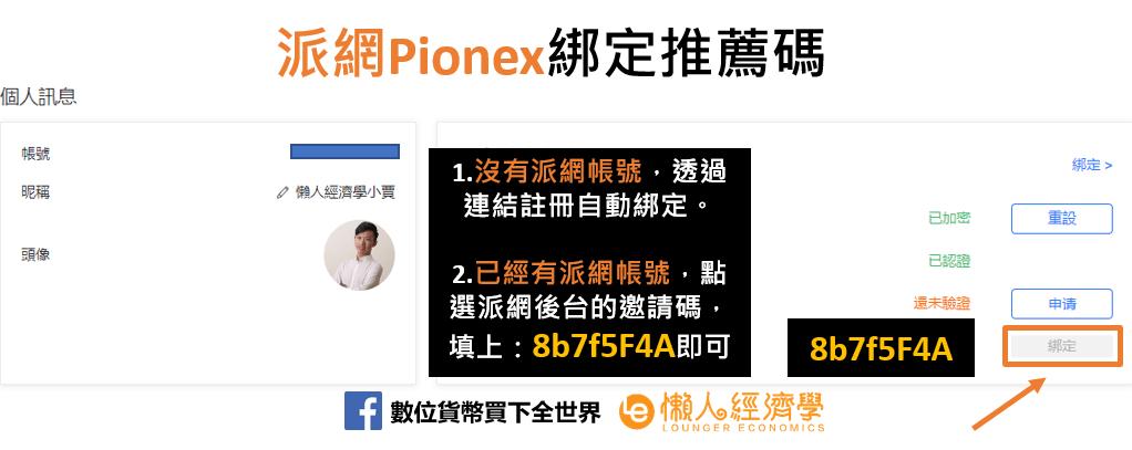 Pionex開戶優惠-派網