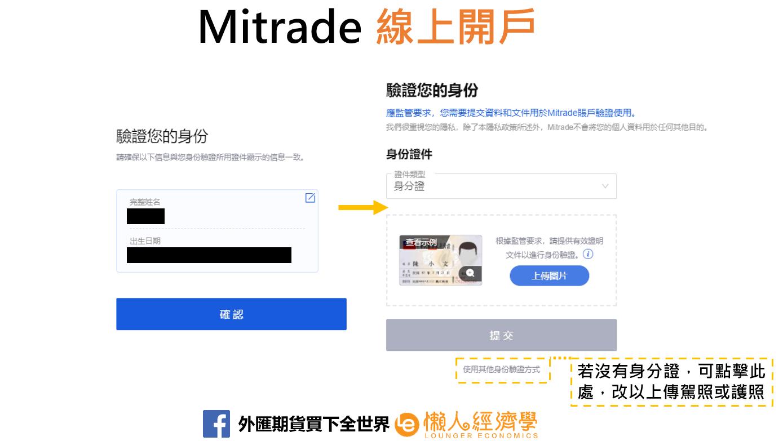 mitrade線上開戶6