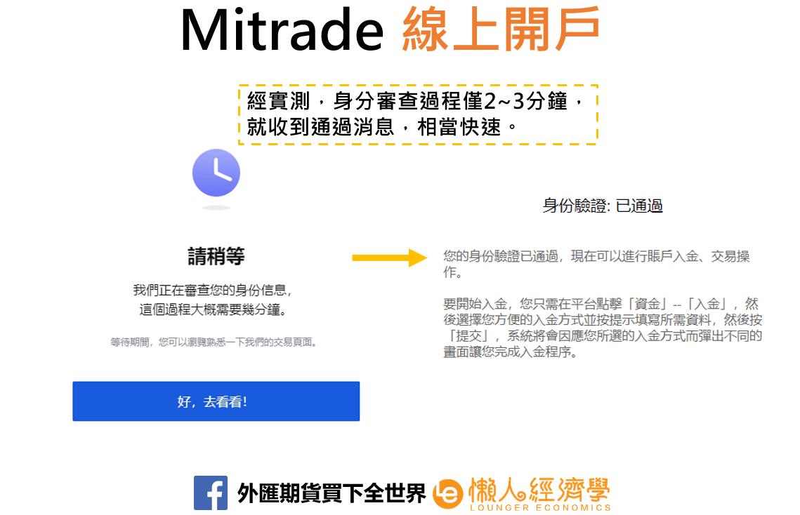 mitrade線上開戶7