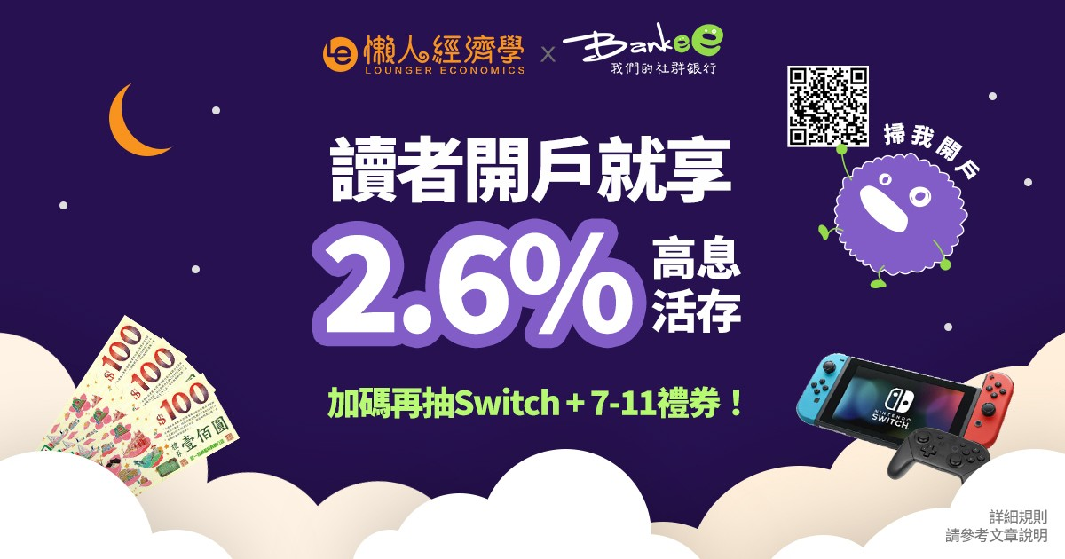 bankee 2.6%