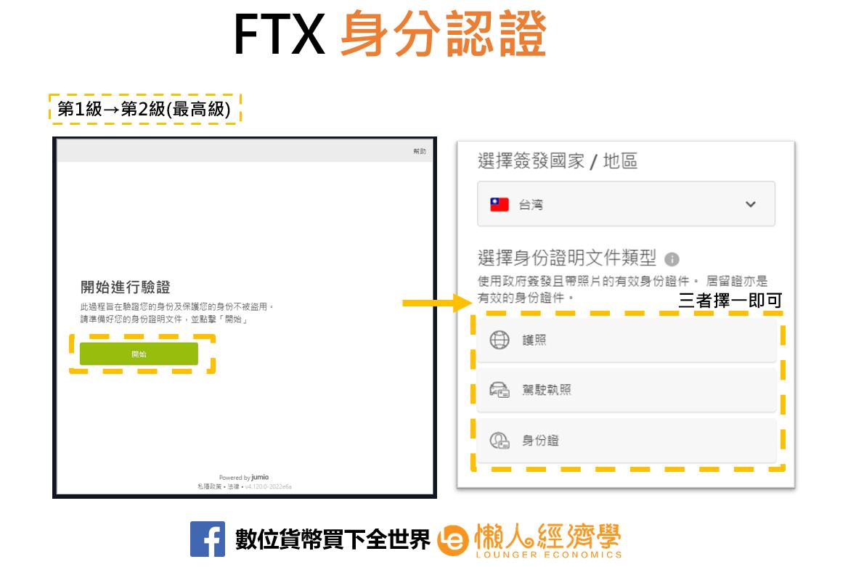 FTX身分驗證3