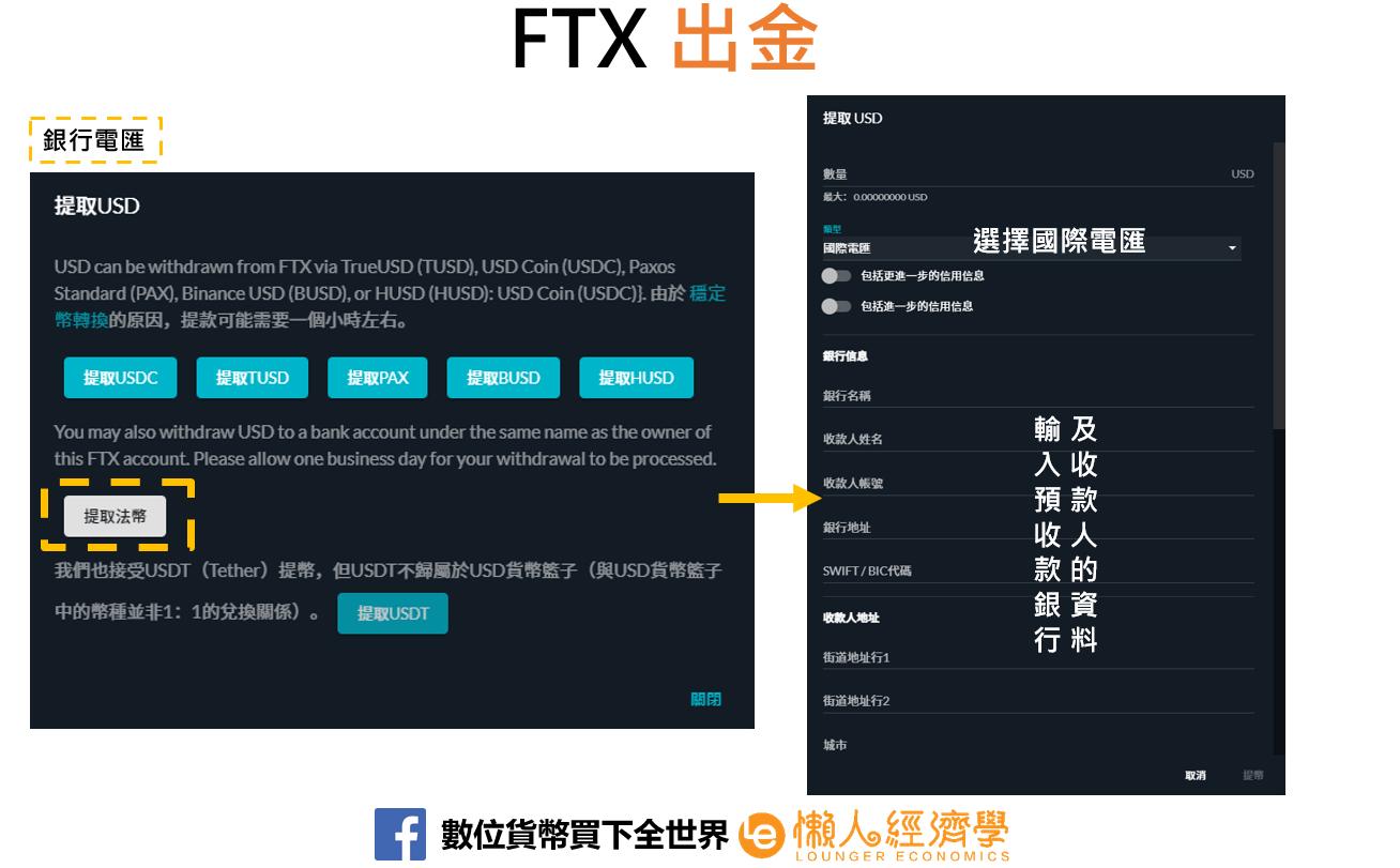 FTX出金2