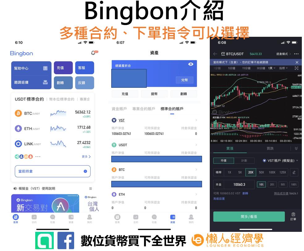 bingbon交易所介紹