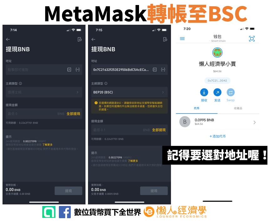 MetaMask-BSC