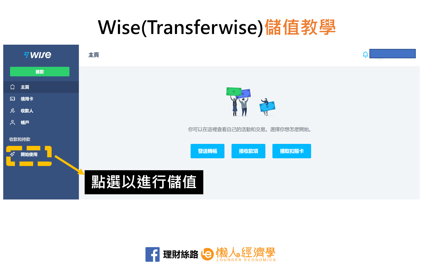 transferwise 台灣