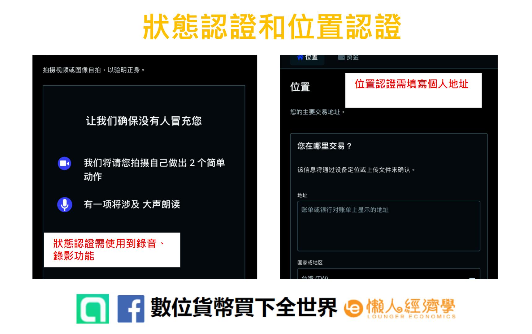 BitMEX教學之身份認證:狀態認證與位置認證