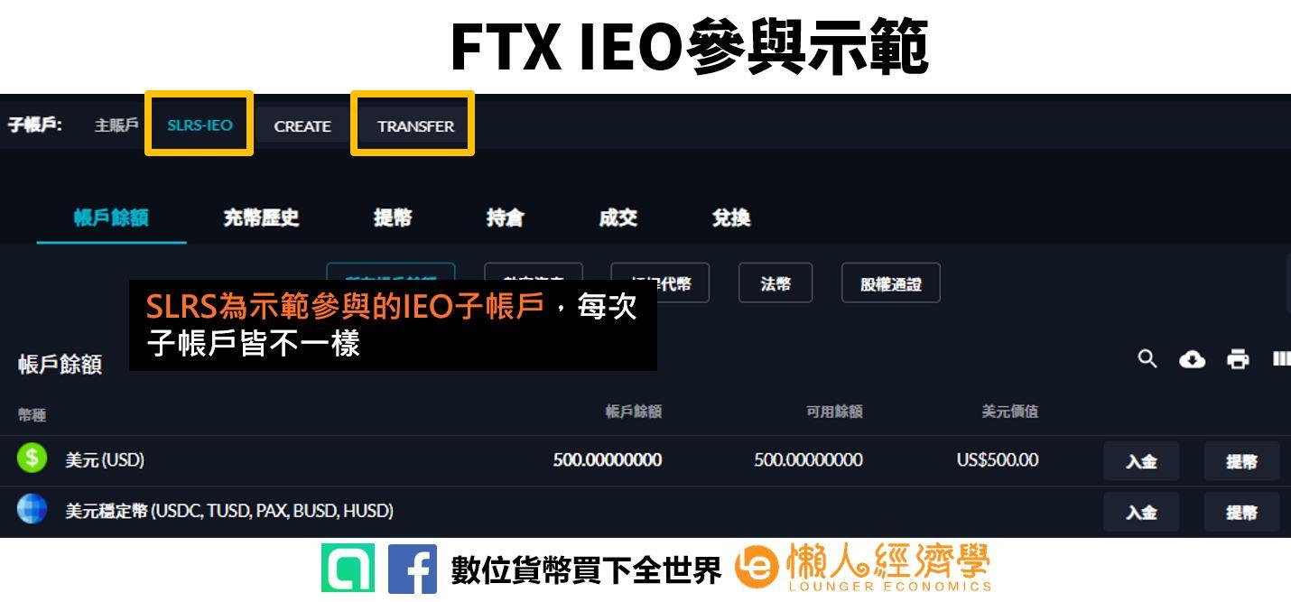 FTX-IEO
