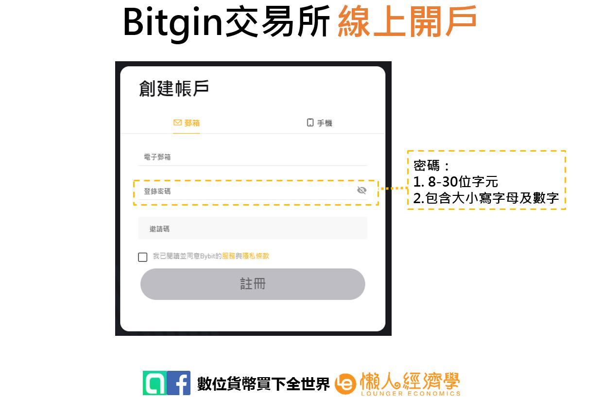 Bybit線上開戶