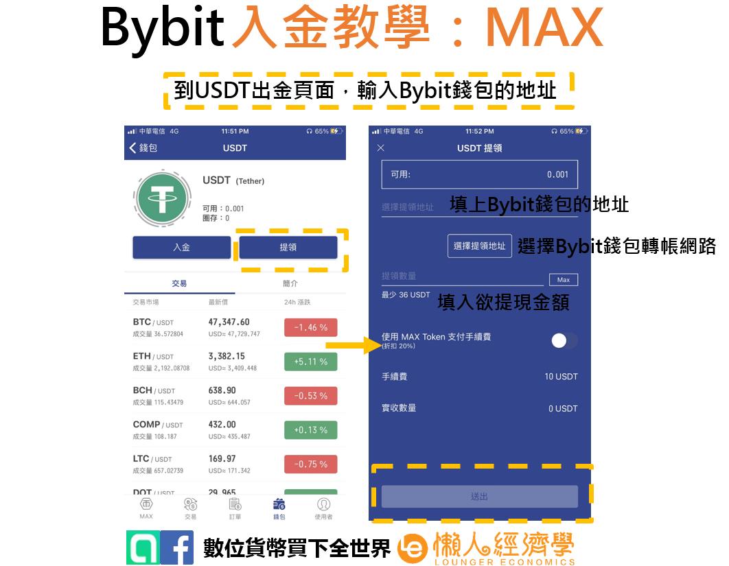 Bybit入金教學2